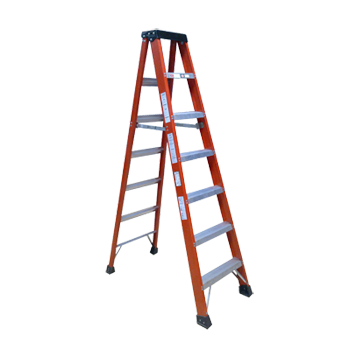 Laddermenn Ladders | L M Metals (S) Pte Ltd | A | Fibreglass Ladder