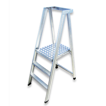Laddermenn Ladders | L M Metals (S) Pte Ltd | Heavy Duty Platform Ladder