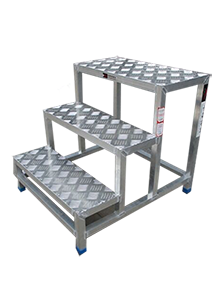 Laddermenn Ladders | L M Metals (S) Pte Ltd | Staircase Ladder