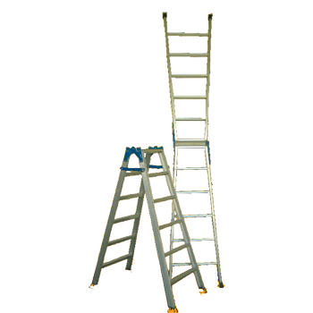Laddermenn Ladders | L M Metals (S) Pte Ltd | Two Way Combination Ladder