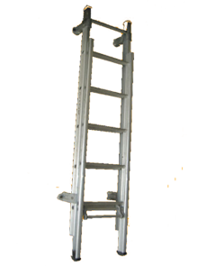 Laddermenn Ladders | L M Metals (S) Pte Ltd | Cat Ladder With Extension